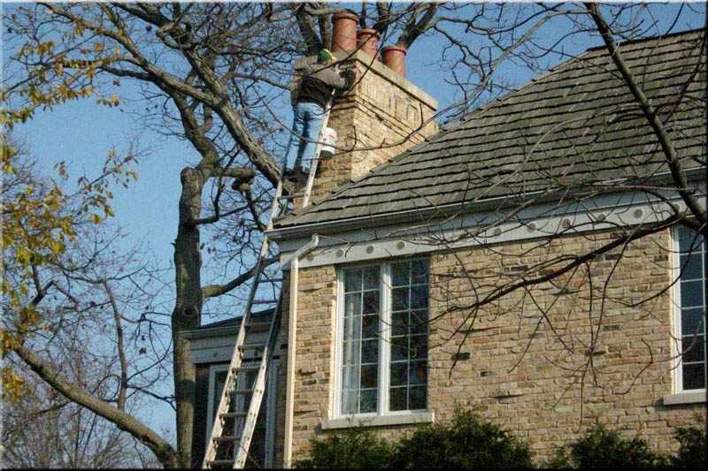 Chimney-Brick-Repair-Tuckpointing