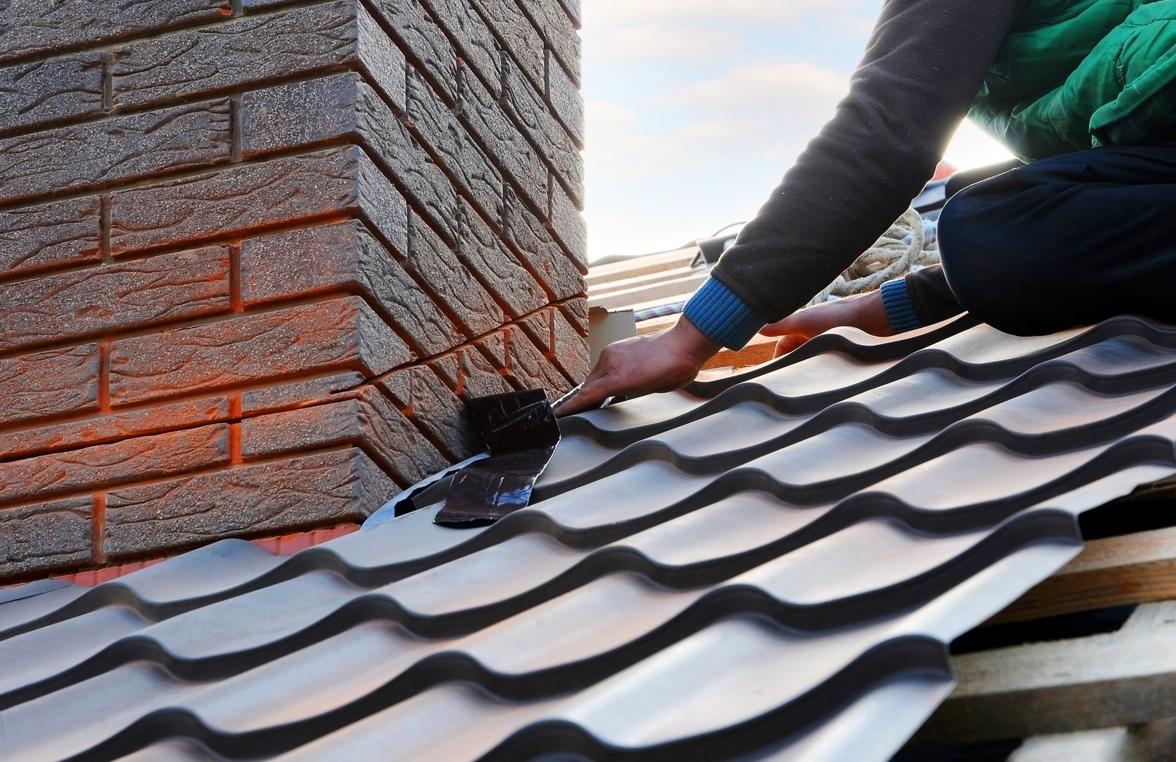 Commercial Chimney Repair